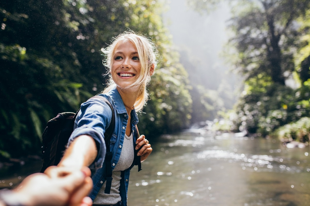Outdoor Feminine Care: Staying Healthy and Clean While on the Trail